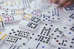 Jogatina dominó